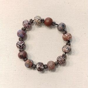 Jewelry - Artisan Beaded Bracelet